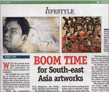Boom Time For South-East Asian Art
