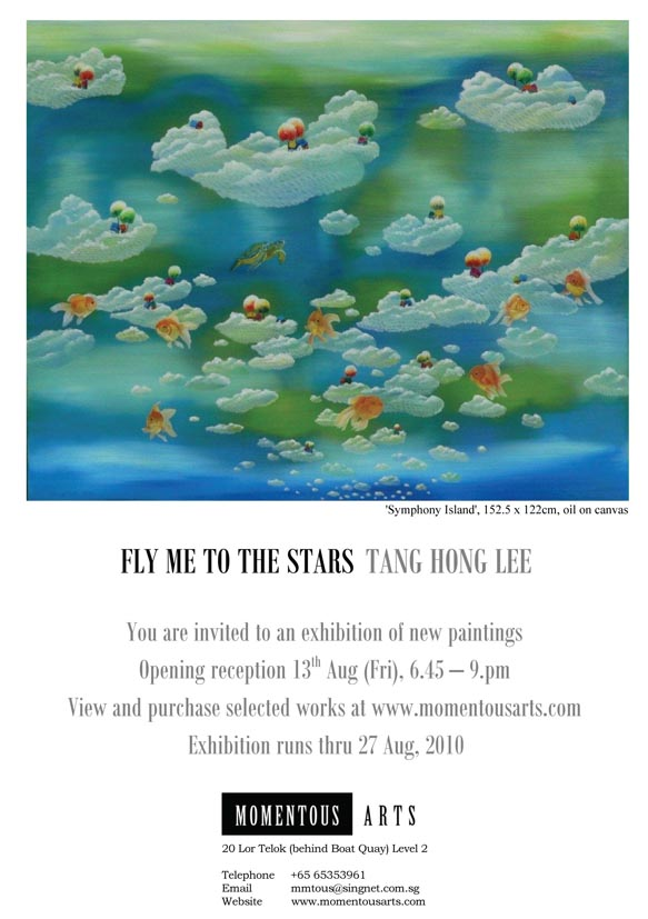 Invite - Fly Me To The Stars archive