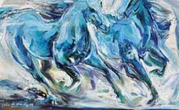 Lim-Ah-Cheng-G-Couple-oil-on-canvas-60x80cm