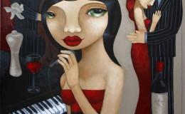 Liz-McKay-Vintage-The-Jazz-Room',-acrylic-on-canvas,-65-x-102-cm