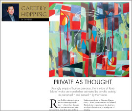 Rene Robles – Private As Thought