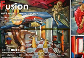 Rene Robles & Manny Garibay – Fusion